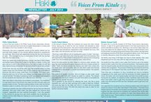 July Newsletter 2014 / Voices from Kitale