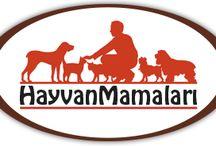 Hayvan mamaları / Köpek ve kedi mamaları hakkında herşeyi bulabileceğiniz bir bölüm olan hayvanmamalari.com hakkında.