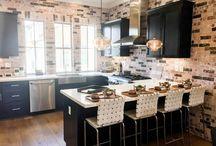Kitchen / Inspiration ideas for your dream kitchen
