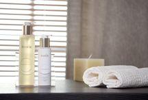 Produkter / Produkter vi använder i behandlingar och till försäljning.