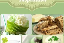 St. Patrick's Day Ideas / Elegant St. Patrick's Day food and decorating ideas for office parties.  You can also see the latest St. Patrick's Day ecards from CorpNote.com