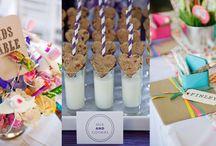 Wedding Kids reception ideas