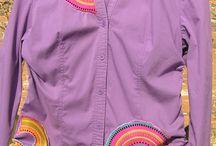 My upcycled clothing
