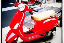 I Heart My Vespa / by Everything Etsy