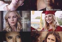 What i love about TVD #foreverTVD