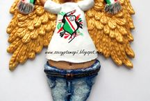 Anioły w barwach klubowych