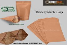 Biodegradable Bags / #BiodegradableBags do not violate the environment, even if just thrown in nature. We produce #BiodegradableBags by using supplements that promote rapid degradation of the polymer after its disposal. Our #Bags are transparent, moisture resistant and can withstand the load as a conventional package. All our products are #Biodegradable.  http://www.coffeevalve.com/