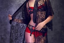Boudoir Shoot Inspiration: The Lady is a Vamp