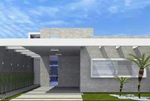 INSPIRAÇÃO - Pergolados / by Bonjour Arquitetura * Fabi