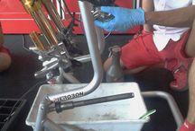 Superbike Misano / #Pierobon #Ducati #Forzaducati #Wsbk #ChazDavies #DavideGiugliano #DucatiSBKTeam #Superbike #SBK