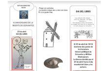 Fotos y vídeos sobre Cervantes
