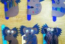 crafts for kids 'animals'