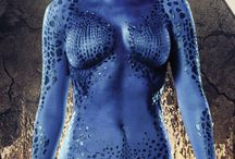 Mystique / It's Raven Darkholme, preferably known as Mystique, my favourite shapeshifter