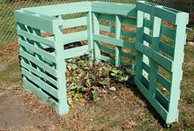 Composting / There are many affordable options for composting at home, school or work.