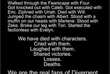 REAL divergent fans / Share if you are one of them (: / by chloelovesyou_xoxo