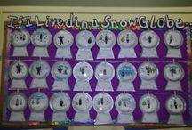 Classroom Displays and Bulletin Boards