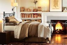 Bedroom ideas / plans to redecorate the large bedroom