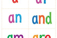Sight Word Work in Kindergarten / by Robin Friedlaender