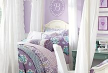 Faithee Bedroom / A total little princess pretty pink bedroom experience.
