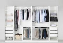 Garderobe kast Pax