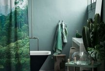 + La salle de bain de la jungle