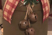 vianoce - rustikálne