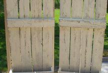 z drewna do domu i ogrodu