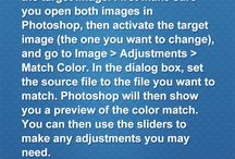 Photoshop and Lightroom Tutorials / Tutorials from around the web to help you learn how to edit your photos using Lightroom or Photoshop. / by Mama Of Many Blessings