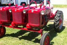 tractor s