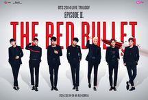BTS -the red bullet-