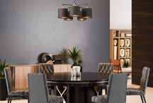 Lights for dining rooms / Lighting ideas for dining rooms and above kitchen tables