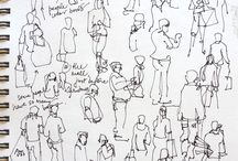 Urban! / Urban inspired sketches and artwork