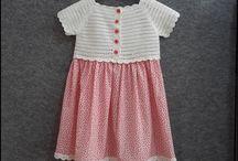 2-3 yaş kız çocuk elbisesi