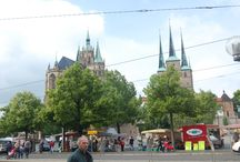 Christian Tours to Erfurt, Germany / Erfurt is a University city in the center of Germany, famous for being the spiritual home of Martin Luther.