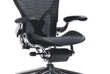 Aeron / Product Story   The Aeron chair didn't end up in the Museum of Modern Art's permanent collection just because it looks cool. Although it does. Its looks are only the beginning. Aeron accommodates both the sitter and the environment. It adapts naturally to virtually every body, and it's 94% recyclable. Even if it's black, it's green.