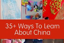 Celebrating Chinese New Year / Fun ways to celebrate Chinese New Year with kids.