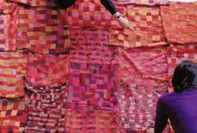 Textiles / by Kezia Fullerton