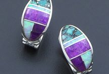 Jewelry / Sterling silver jewelry from our store, Castle Gap Jewelry.  Included are many modern domestic designers, Native American artists, and native Balinese artists among others.
