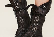 Post-apoc boots & shoes