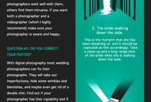 Wedding Photographer Question