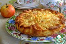 Italiskas obuoliu pyragas