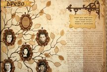 Heritage Scrapbooking for Family History / Inspiration and creative ideas for incorporating your family history and genealogy into your heritage scrapbooks. / by Lisa Louise Cooke