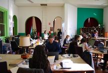 Coworking Australia / Coworking Spaces in Australia / by Deskmag - Coworking Magazine