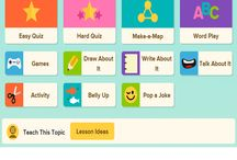 Junior Reading, Writing and Vocabulary Lesson Plans