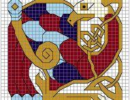 Cross Stitch-Celtic.