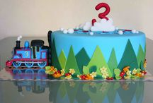 Cakes, For Boys / Lots of cakes for boys. It's worth checking out my other Cake Boards & Party Boards such as: Pirate Cake & Party, Nautical Cake& Party, Little Farmer Cake & Party, Lego, Sports, Harry Potter, and many more ......