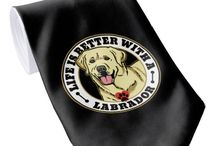Dog Breed Neckties