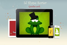 3DSS Designs / Meet the characters from the game! :)