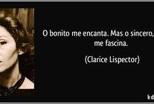 Clarice Lispector ♡