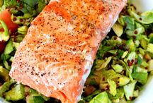Sensational Salad Recipes / Grab your fork and enjoy these delicious and slimming salads.